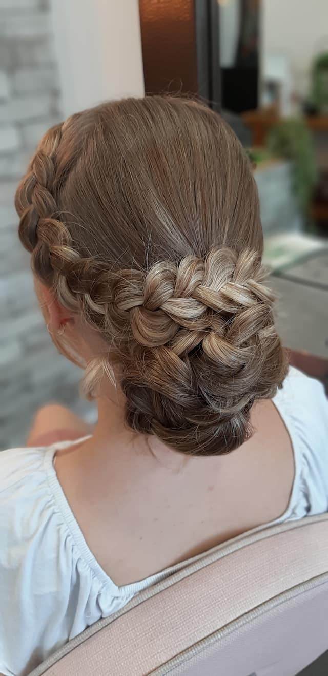 IDEAL COIFFURE Coiffure mariage 3 | COCORICOO.fr