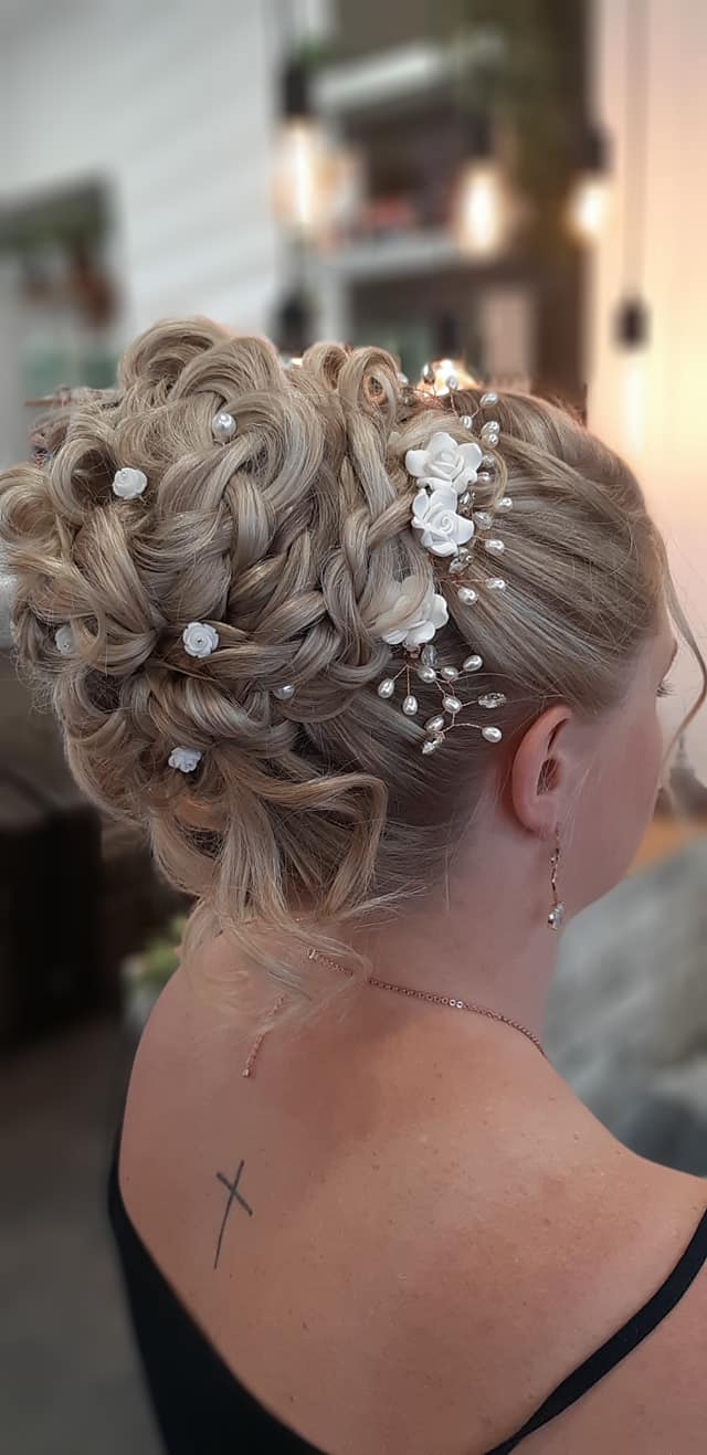 IDEAL COIFFURE Coiffure mariage 1 | COCORICOO.fr