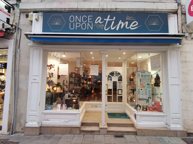 ONCE UPON A TIME | Concept store à Chalon-sur-Saône